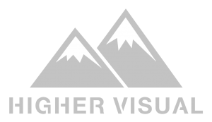 Higher Visual - Grey Logo